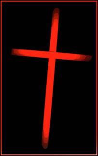 Cross.Plain.Red