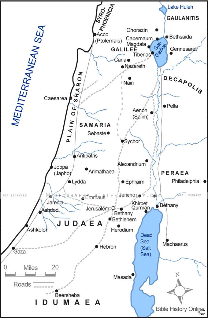 map-palestine-new-testament-times